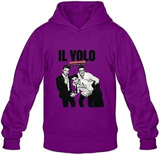 Men's Il Volo Italian Operatic Pop Trio Sweatshirt Hoodies