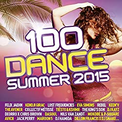 100 Dance Summer 2015