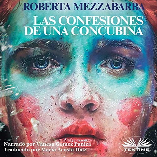 『Las Confesiones De Una Concubina [The Confessions of a Concubine]』のカバーアート