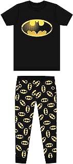 Herren superman-batman-marvel-avengers Pyjamahose Freizeit Pyjama NEU
