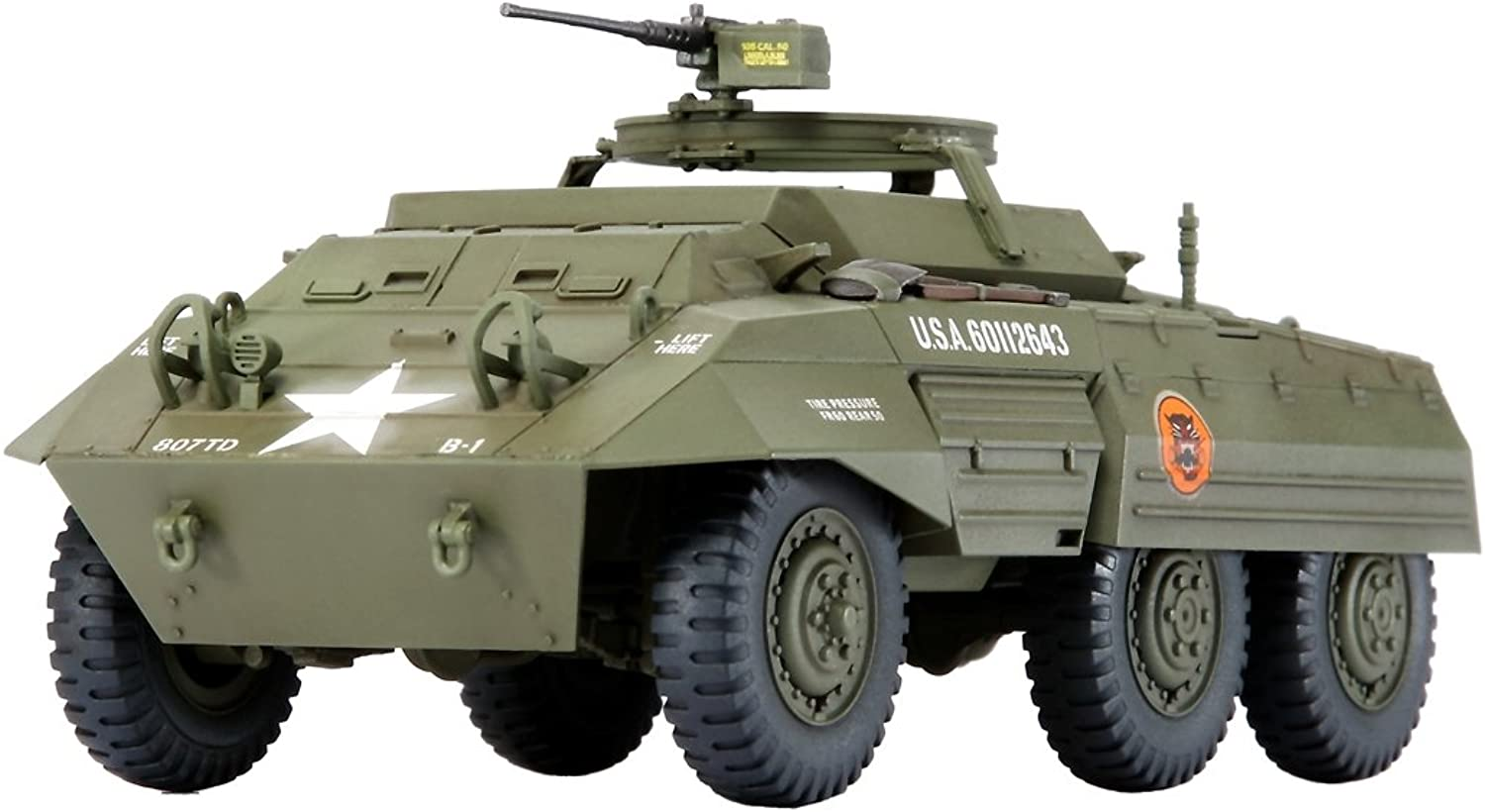 1 48 M20 Armored Utility Car (Finished Model) (japan import)
