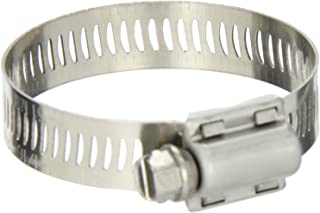 Breeze #63036 1-13//16x2-3//4 Stainless Steel Clamp