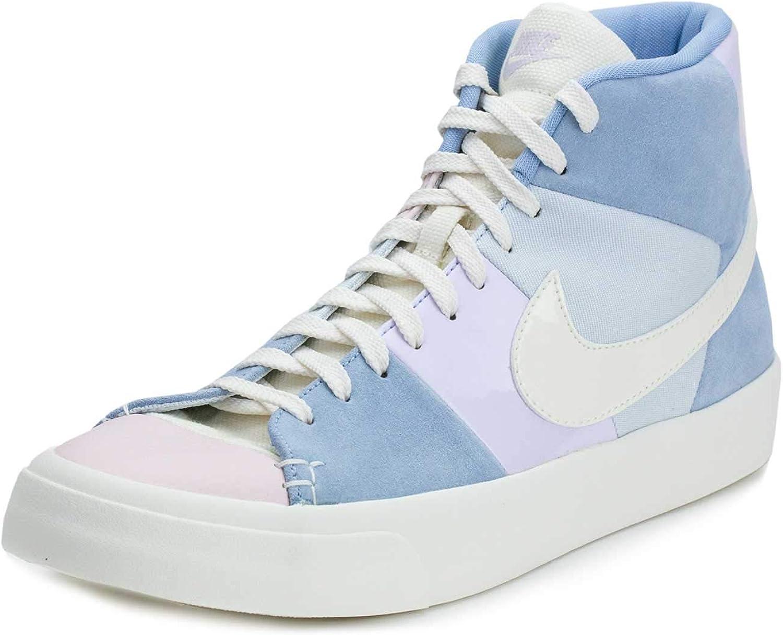 pedir ejemplo trapo  Amazon.com | Nike Blazer Royal Easter QS Men's Shoes Pink/Blue ao2368-600  (9.5 D(M) US) | Basketball