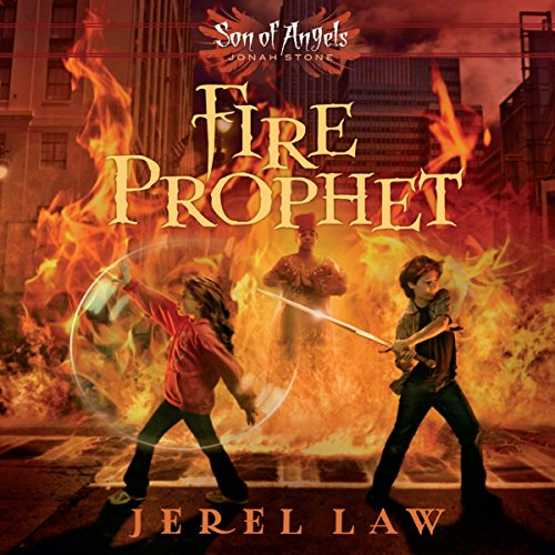 Couverture de Fire Prophet
