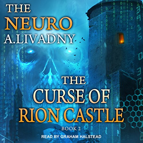 The Curse of Rion Castle audiobook cover art