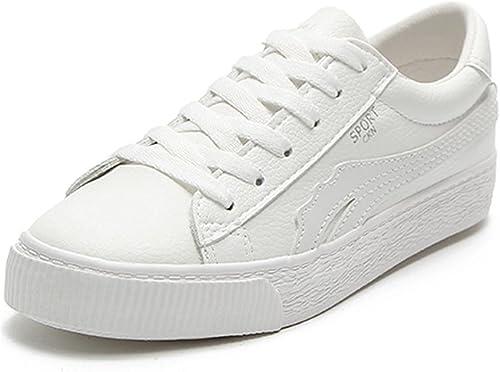 zapatos de mujer Entrenadores Hauszapatos Aptitud Corriendo Lace Up Tamaño 35 a 38