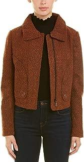 Best women's cropped wool jacket Reviews