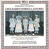 Cimarosa: I Due Baroni Di Rocc by Orch.Da Camera Dell Opera Di P