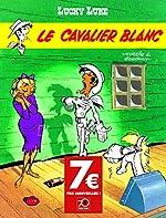 Lucky Luke - Tome 10 - Cavalier Blanc (Le) - OPÉ 70 ANS de Goscinny