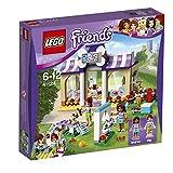 LEGO- Movie Friends Set Costruzioni Il Salone dei Cuccioli di Heartlake, Colore Vari, 41124