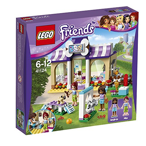 LEGO Friends 41124 - Heartlake Welpen-Betreuung
