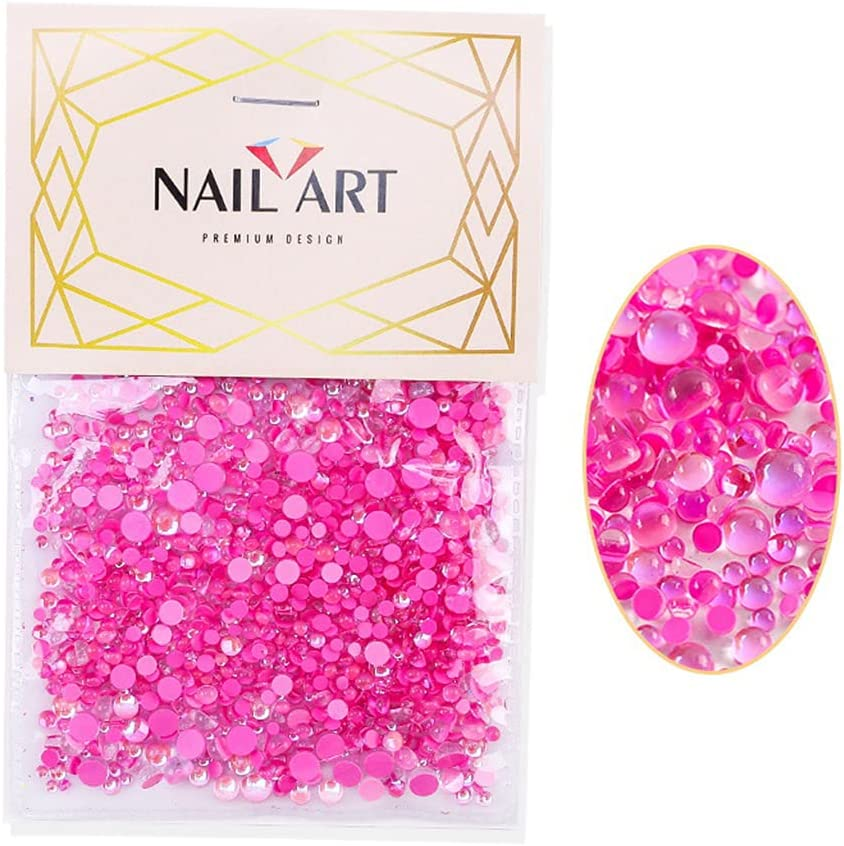 Xdodnev Magical Excellent Neon Manufacturer direct delivery Non Hotfix Glass Bulk Rhinestones Packag in