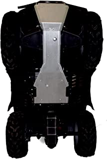 king quad skid plates