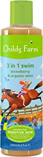 Child's Farm 3 in 1 Swim, strawberry & organic mint 250ml,,8.4 fl.oz