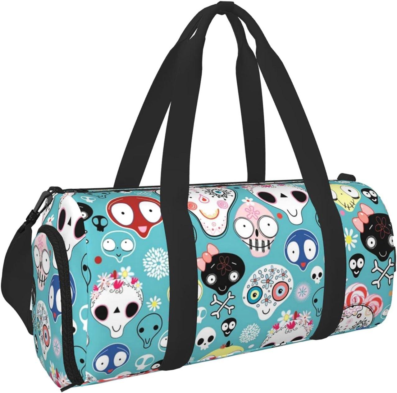 Cute girl Gym Bag for Men and w Duffel Travel New arrival Yoga Women Dedication bag