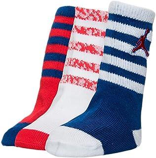 Jordan - Calcetines para niños (Tallas de 6 a 12 Meses)