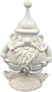 4.75 Inches Christmas Elf Ready to Paint Ceramic Bisque Jolly Standing Elf