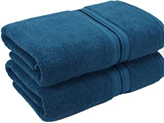 900 GSM 100% Egyptian Cotton Towel,Oversized Bath Towels-Heavy Weight & Absorbent-top Luxury Bath Towels at a Seven-Star H...