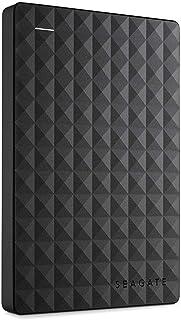 Seagate STEA2000400 2TB Expansion Portable Hard Drive, Black