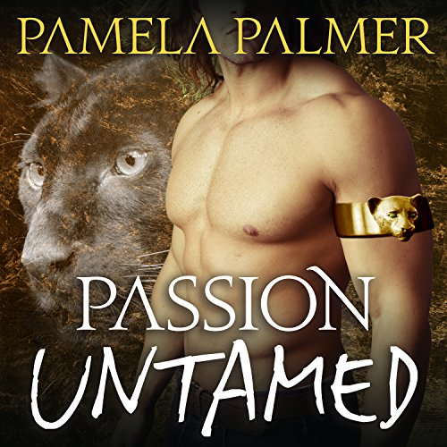 Passion Untamed audiobook cover art
