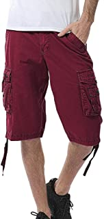 Sports Pants Casual Pure Shorts Casual Outdoor Color Modern Men Bags Beach Work Pants Cargo Pants Fashion Clothing Sweatpa...