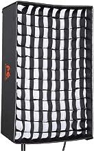 Falcon Eyes Light Modifier Softbox Honeycomb Grid Softbox for RX-18T,RX-18TD Roll-Flex LED Light(RX-18SBHC)
