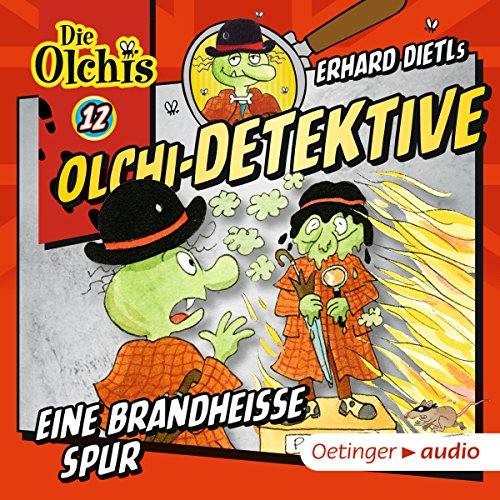 Eine brandheiße Spur     Die Olchi-Detektive 12              By:                                                                                                                                 Erhard Dietl,                                                                                        Barbara Iland-Olschewski                               Narrated by:                                                                                                                                 Wolf Frass,                                                                                        Peter Weis,                                                                                        Patrick Bach,                   and others                 Length: 48 mins     Not rated yet     Overall 0.0