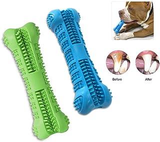 Farrom Giocattolo Multifunzionale per Palline per Cani in Stile Ventosa da Masticare Giocattolo da morso per Animali Domestici Multifunzione