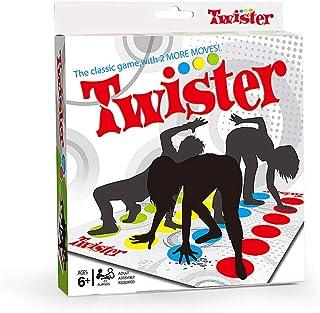 YH-jm Twister Game Juego de Suelo Juegos Twister Infantiles