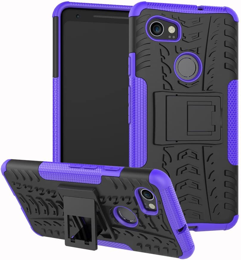 Google Pixel 2 XL Fresno Mall Case 5 ☆ popular Rug Kickstand with Hybrid