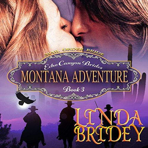 Montana Adventure audiobook cover art