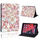lingtai Étui de Couverture en Cuir Mince pour AP iPad Mini1 / 2/3/4/5 / iPad2 / 3/4 / iPad (5/6 /...