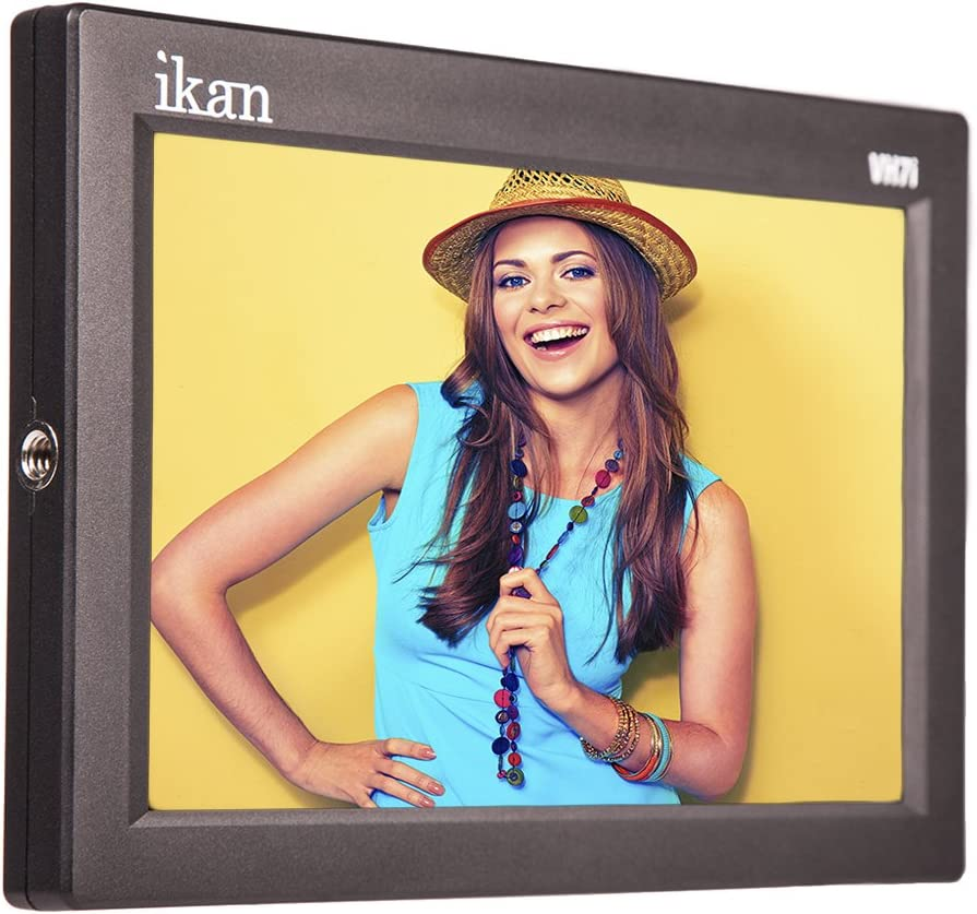 Ikan VH7i-DK-E6 Field Monitor Our shop most Weekly update popular Deluxe Black Kit