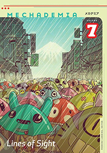 Mechademia 7: Lines of Sight (Volume 7) (Mechademia: Annual Forum for Anime, Manga and Fan Arts)