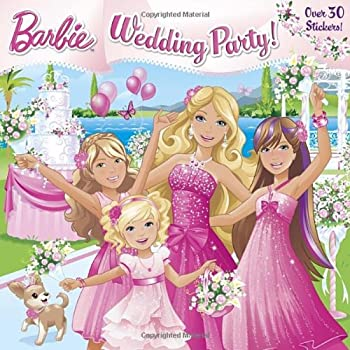 Best barbie wedding party book Reviews
