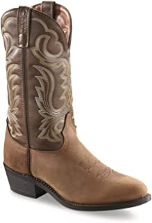 "Guide Gear Men's 12"" Cowboy Boots"