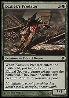 Magic: the Gathering - Kozilek's Predator - Rise of the Eldrazi - Foil