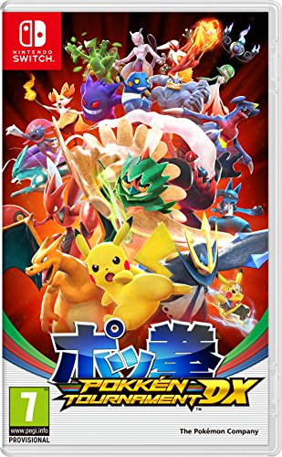 Pokkén Tournament DX pour Nintendo Switch