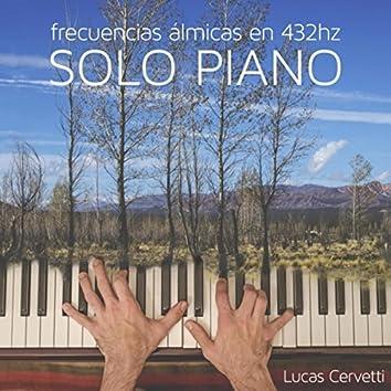 Frecuencias Álmicas en 432hz (Solo Piano)