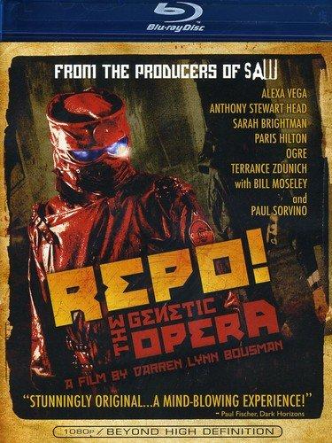 Repo The Genetic Opera [Edizione: Stati Uniti] [Reino Unido] [Blu-ray]