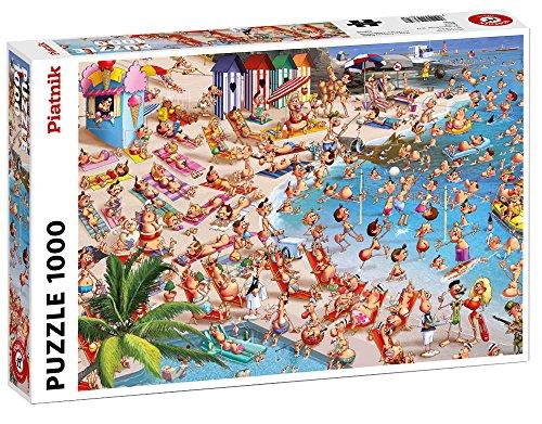 Beach Puzzle (1000 Pezzi)