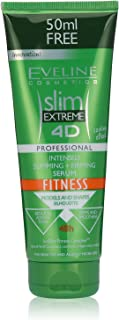 Eveline Slim Extreme 4D Slimming And Firming Serum Anti-Cellulite Fitness, 250 ml