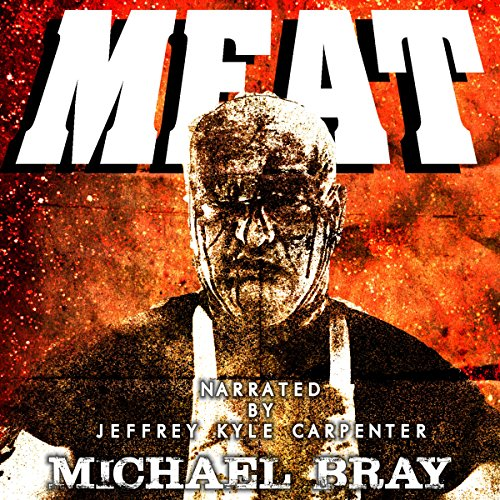 Meat: A Vampire Novella audiobook cover art