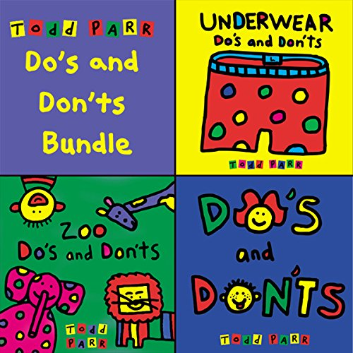 Todd Parr's Do's and Don'ts Bundle  By  cover art