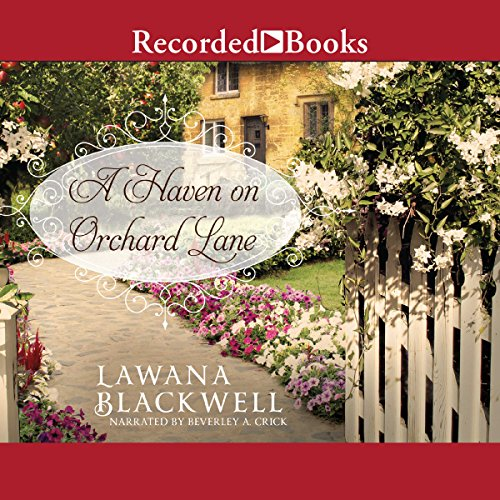 A Haven on Orchard Lane audiobook cover art