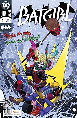 Batgirl núm. 04 (Batgirl (renacimiento))