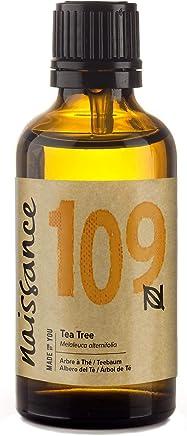 Naissance Huile Essentielle d'Arbre à Thé (n° 109) - 50ml – 100% Pure et Naturelle - Vegan et sans OGM