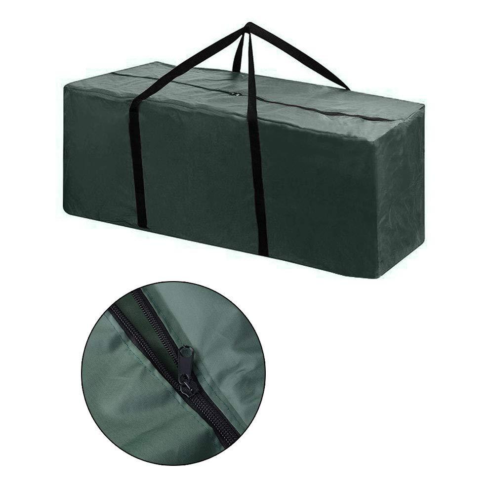 BUONDAC Bolsa Impermeable de Almacenamiento para Cojines o Fundas de Muebles Jardin 124x39x58cm: Amazon.es: Jardín