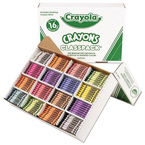 CYO528016 - Classpack Regular Crayons