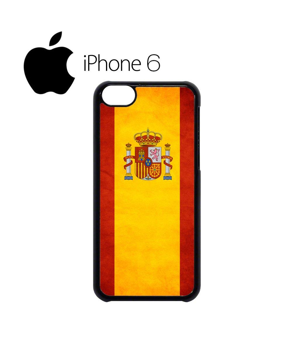 Paellera español de la bandera de España retro para teléfono móvil funda Vintage iPhone 4 4S 5 5S 5C 6: Amazon.es: Electrónica